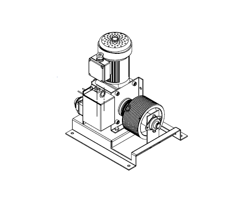 Curtain Operator Motor