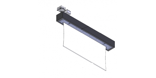 Stewart Projection Screen Assembly